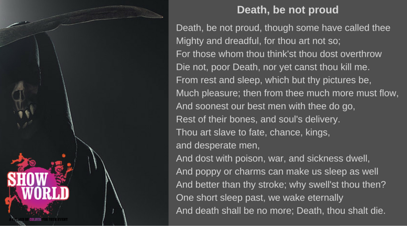 john donne 3 essay Free essay: the dream, by john donne, is a poem that is filled with passionate diction, syntax, and figurative language along with a tender tone meant to.