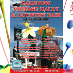 ShowWorld & The Padstow Vintage Rally