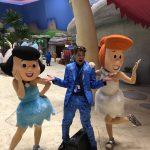 DingleFingle At Warner Bros World Abu Dhabi
