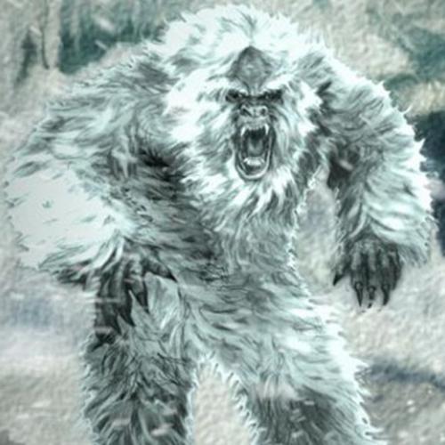 yeti-abominable-snowman
