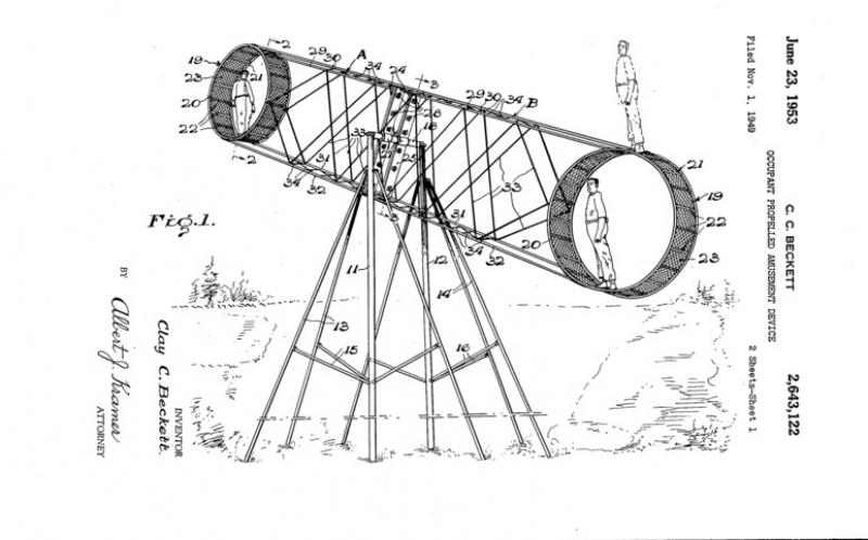 original wheel of death