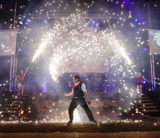 Flame-Circus